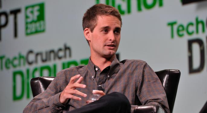 Why Co-Founder Evan Spiegel Didn't Sell Snap