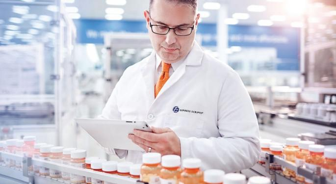 Express Scripts (Nasdaq:Esrx) Outlook Improves Amid Tax Reform