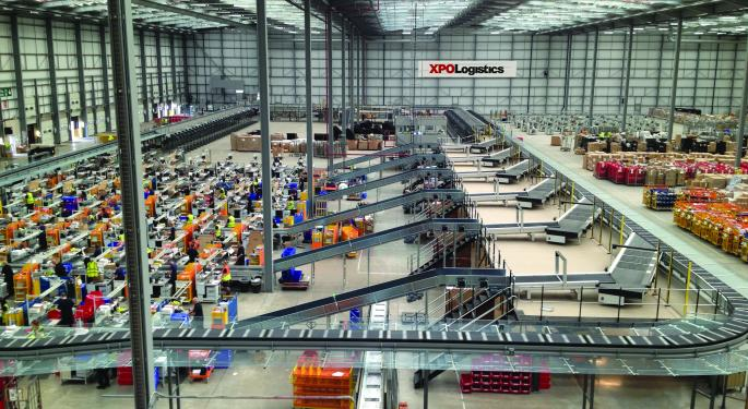 Headwinds, Competition For XPO Logistics Send KeyBanc To Sidelines