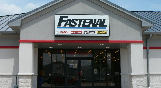 Analysts Say Additional Fastenal Upside Is Limited Following Earnings Pop