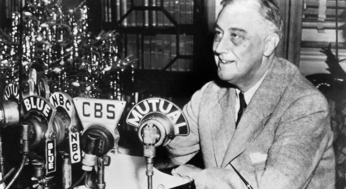 This Day In Market History: FDR Signs The Works Progress Administration