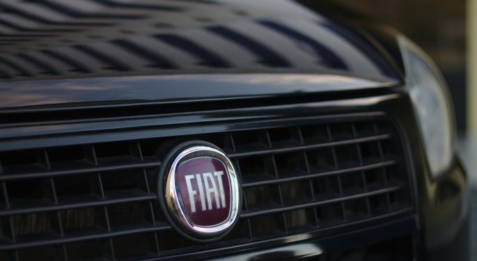 Maybe Fiat's CEO Just Isn't Interested In Auto Industry Future