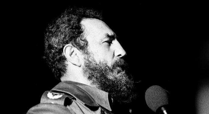 CUBA ETF Management Responds To The Death Of Fidel Castro