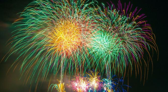 Friday's Market Minute: Fireworks In The Market