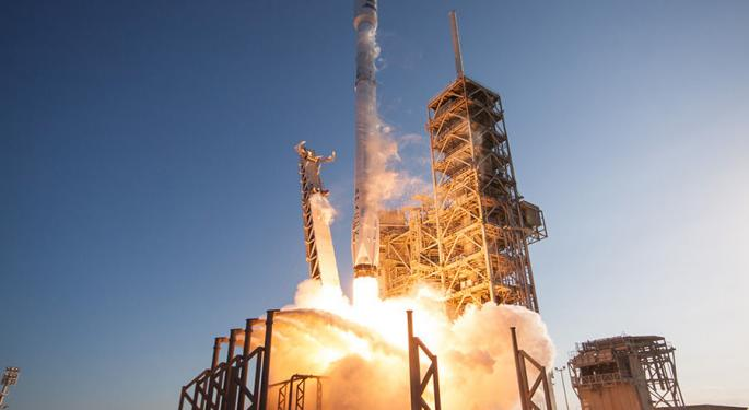 How Musk's Tesla And SpaceX Could Combine