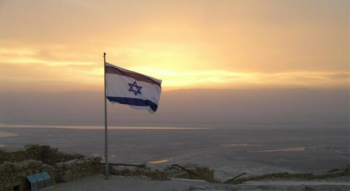 Israel Tech ETF Celebrates A Milestone In Style