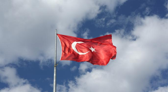 US Limits Sanctions To Turkish Defense, Energy Ministries