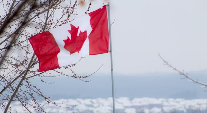 Canada's Economy Flatlines As GDP Slows To Crawl