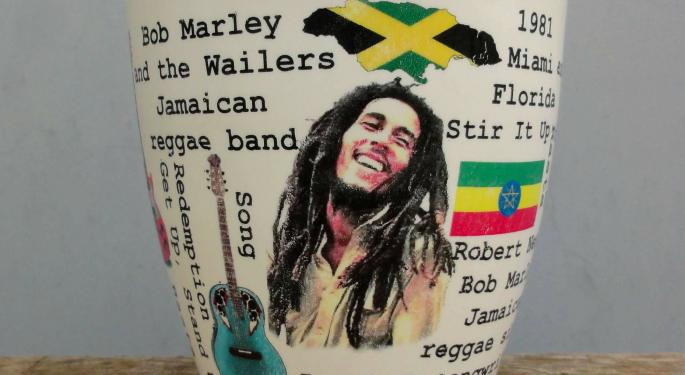 Walmart To Start Carrying New Age Beverages' Marley Brand Products
