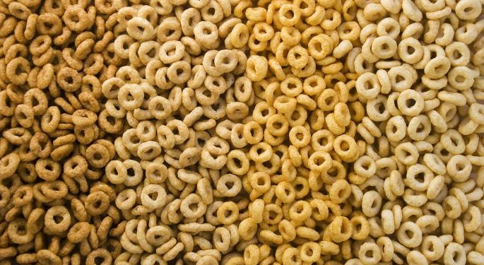General Mills CEO Talks Cereal Trends At CAGNY Conference