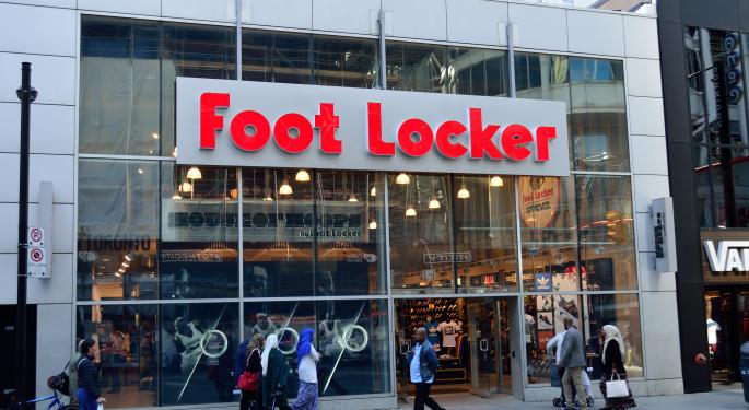 Why Foot Locker Is One Mall Stock That May Not Get Shuttered