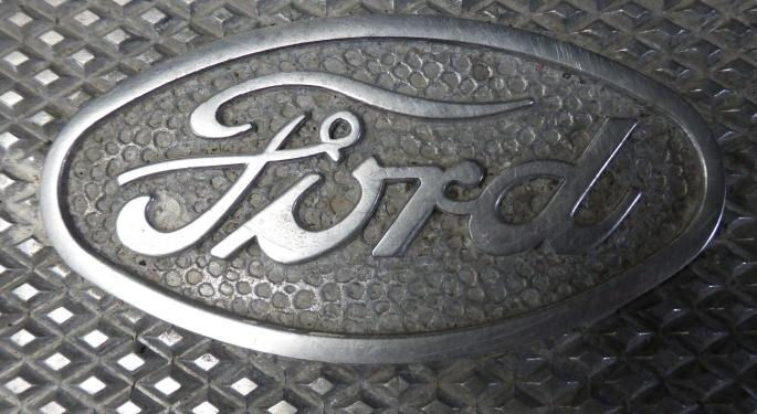 Here's How Ford Has Historically Performed After Earnings