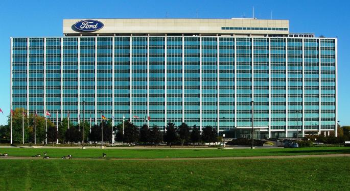 After Ford Upgrade, Morgan Stanley's Clients Ask: 'Why Not GM?'