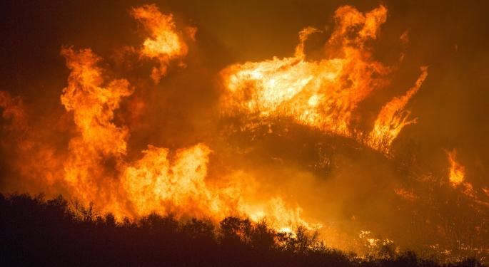 PG&E Corporation Files Plans To Settle Wildfire Claims