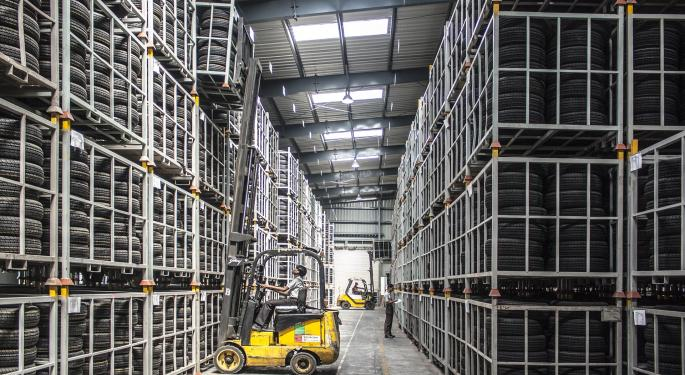 Top Five Warehouse Construction Markets Driven By Tightened Regional Vacancy