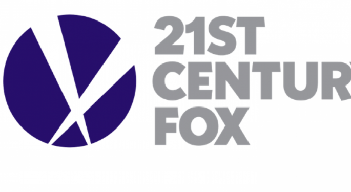 Bidding War Could Be In Store For 21st Century Fox