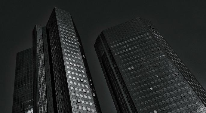 Analyst: Deutsche Bank Profits To Remain Under Pressure