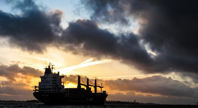 Upside Down: Asia-To-Oceania Rates Rise But Volumes Fall