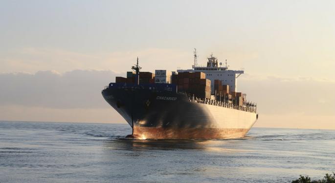 A Dry Bulk Shipping ETF Sets Sail