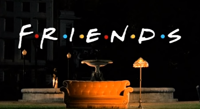 Netflix To 'Friends' Fans: We'll Be There For You (For Another Year) (NASDAQ:NFLX) | Benzinga