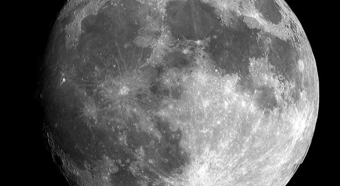 To The Moon And Back: White House Asks For Big Increase In NASA Budget