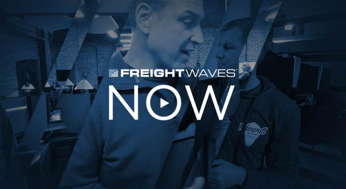 FreightWaves NOW - April 22, 2019