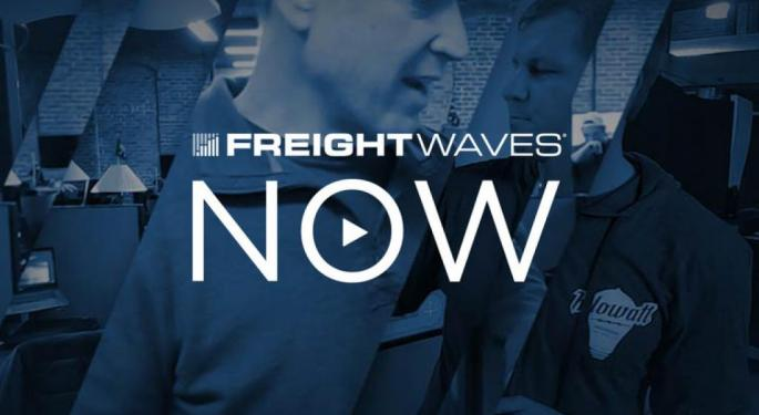 FreightWaves NOW: Volumes Way Down After The Holiday, But Loaded TEUs Still Up