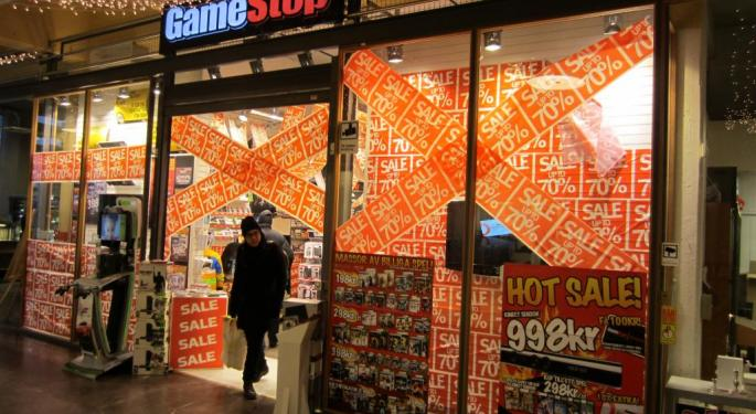 GameStop Gets A Boost From Michael Burry