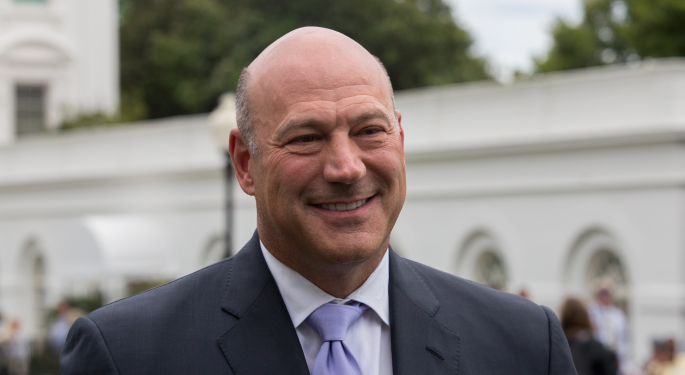 Gary Cohn Speaks Out Against Neo-Nazis: 'As A Patriotic American, I'm Reluctant To Leave My Post'