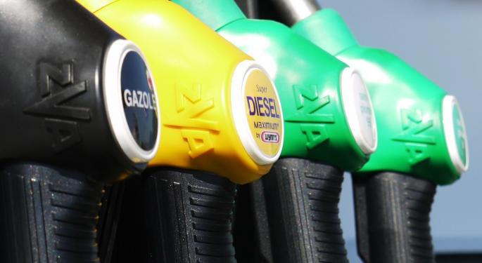 Weekly Fuel Report 8-27
