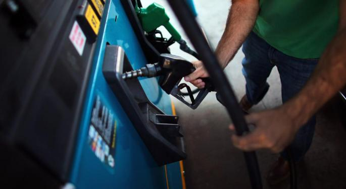 Americans Were Driving More Even Before Gas Prices Crashed
