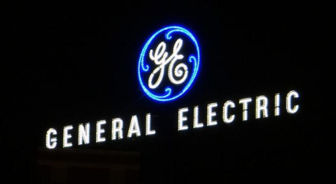 UBS Still Bullish On GE