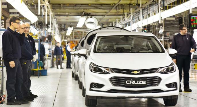 Vice President's Comments About Workhorse Securing Funds To Buy GM Plant Premature