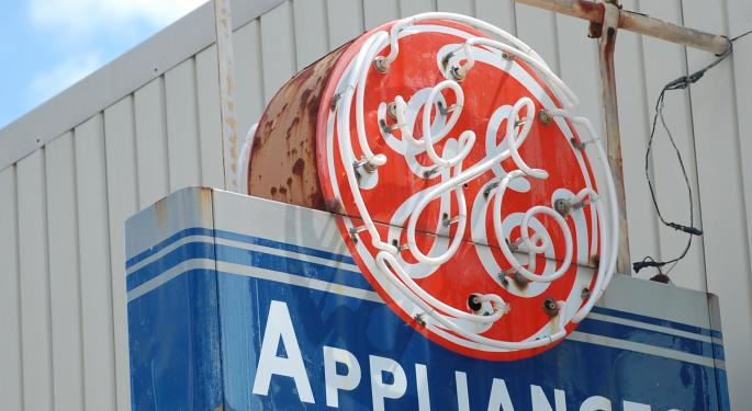 Bad News Keeps Coming For GE