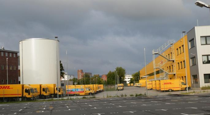 DHL Invests $136 Million In New Logistics Hub