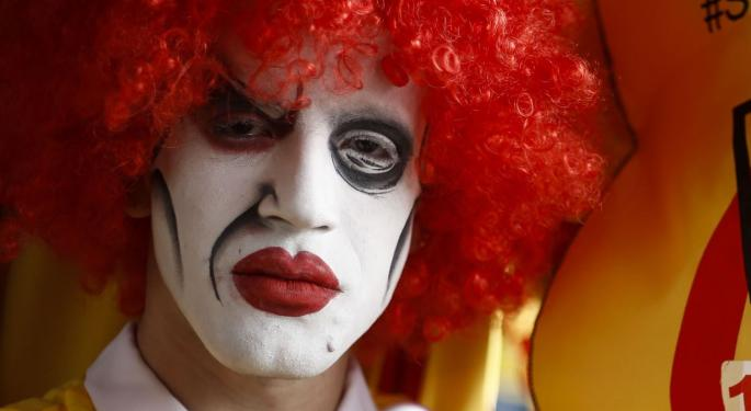 McDonald's Investor: Ban Antibiotics!
