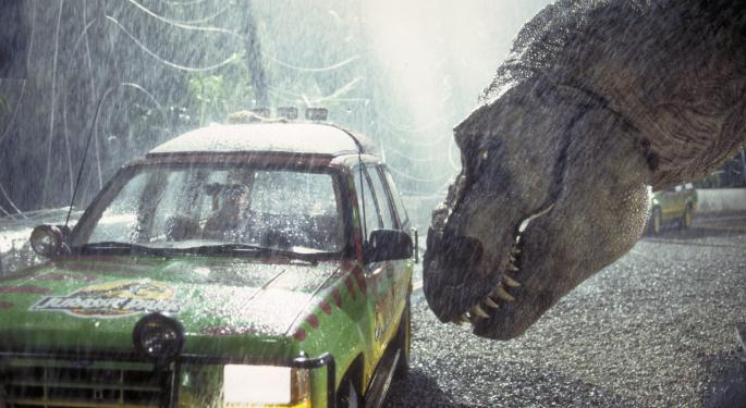 What Can Comcast Investors Expect From 'Jurassic World' This Weekend?