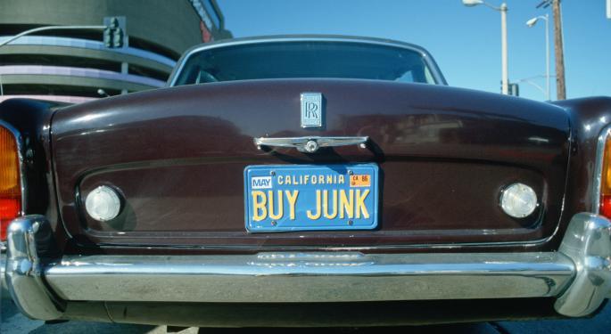 A Different ETF Avenue To Junk Bond ETFs