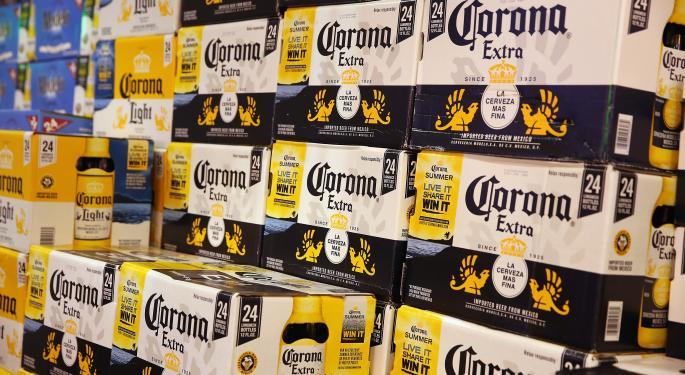 Food & Beverage Giants Highlight This Week's Earnings