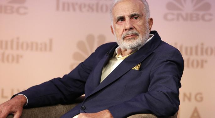 What Worries Carl Icahn: A Trillion-Dollar Junk Bond Crisis