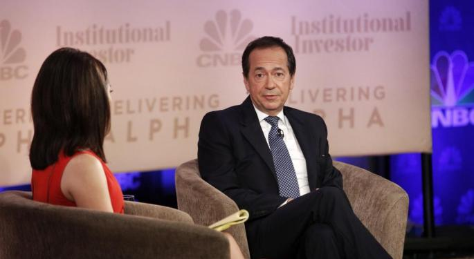 John Paulson Puts Up Personal Holdings To Continue Longs In Greece, Puerto Rico & Mallinckrodt?