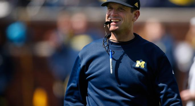 For Michigan Football, Is It Harbaugh Or Bust?
