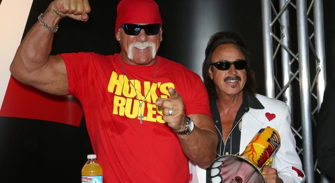 Hulk Hogan's Biggest Business Lesson