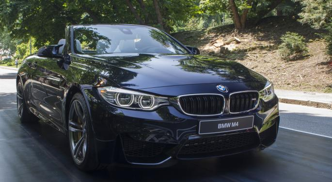 BMW Reports Lackluster Earnings Amid Slowing China, Changing Product Focus