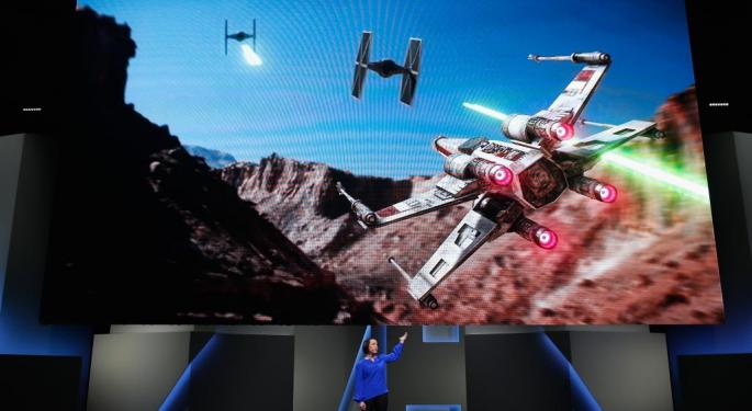 FBR's Checks Into Star Wars Suggest Possible 35% EPS Upside For Disney By 2017