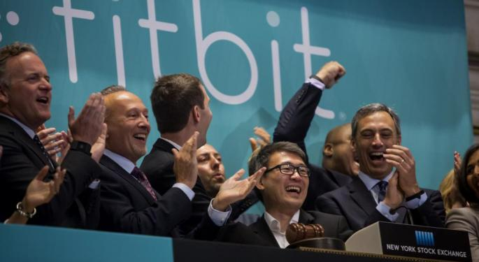 Bob Peck: Fitbit's Problem Is Macro, Not Fundamentals