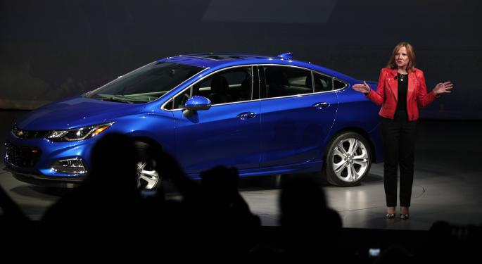 Analysts React To The New Chevy Cruze