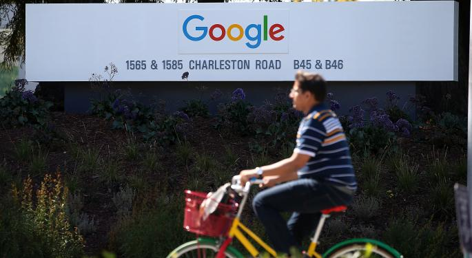 How Google Gets To $850