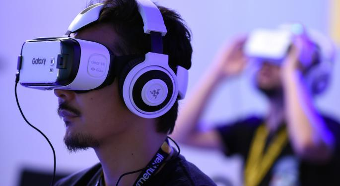 Virtual Reality Becomes An Actual Reality With New Oculus Headset