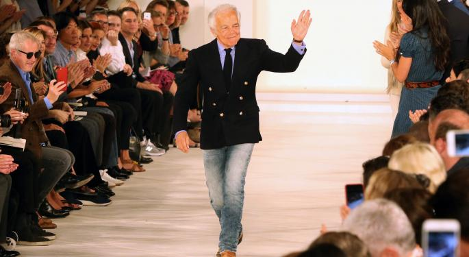 Why Morgan Stanley Believes Ralph Lauren's New CEO Will Be 'Positive' For The Stock